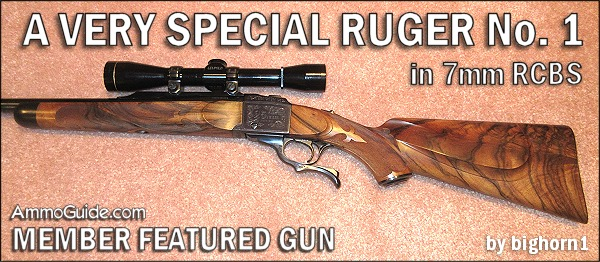'A Very Special Ruger No. 1' by bighorn1