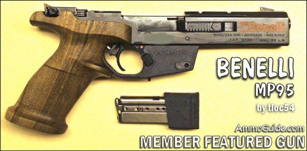 Benelli MP95 by tloc54